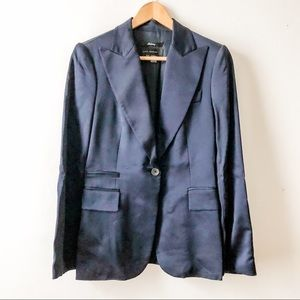 Zara woman navy blazer